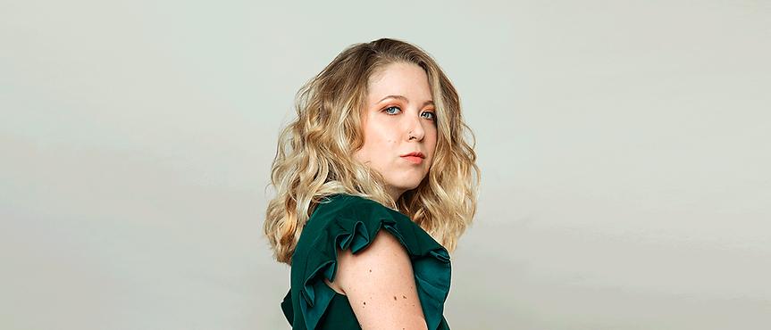 Vanessa Borduas, artiste pop-folk électr