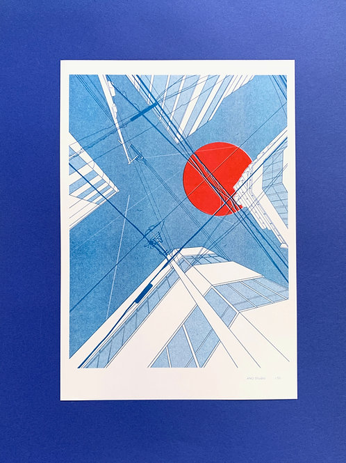 Riso Print Look Up