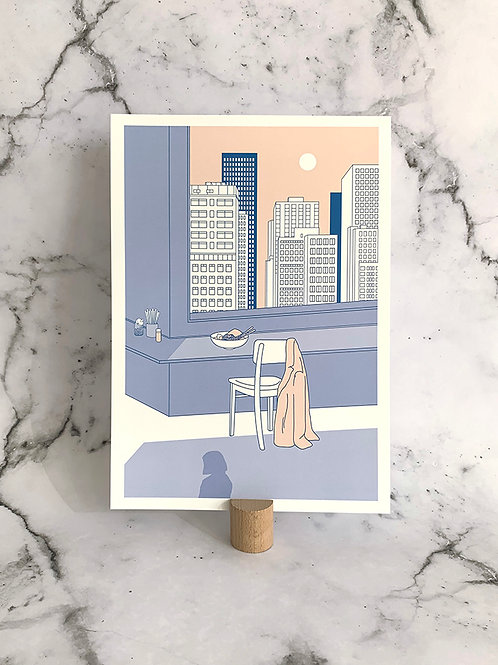A4 print Ramen