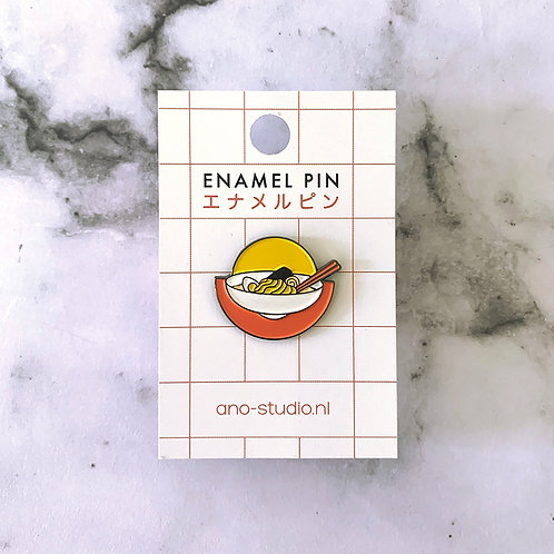 Ramen Bowl enamel pin