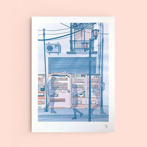 A3 print Vending Machines