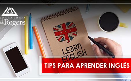 ¿Cómo aprender Inglés?  TIPS PARA APRENDER INGLÉS