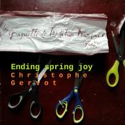 'Ending spring joy' draft art by Christophe Gervot, 2021
