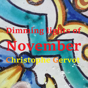 Dimming lights of November draft art by Christophe Gervot, 2021