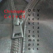 Dusk tempo electronic variations draft art by Christophe Gervot, 2021