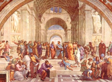 Invention de la démocratie à Athènes et symbolique