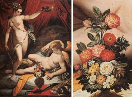 Le mythe de Psyché et d'Éros vu par Zucchi et Lacan