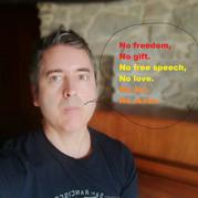 Not consented relationship forbidden draft art by Christophe Gervot, 2020-2021