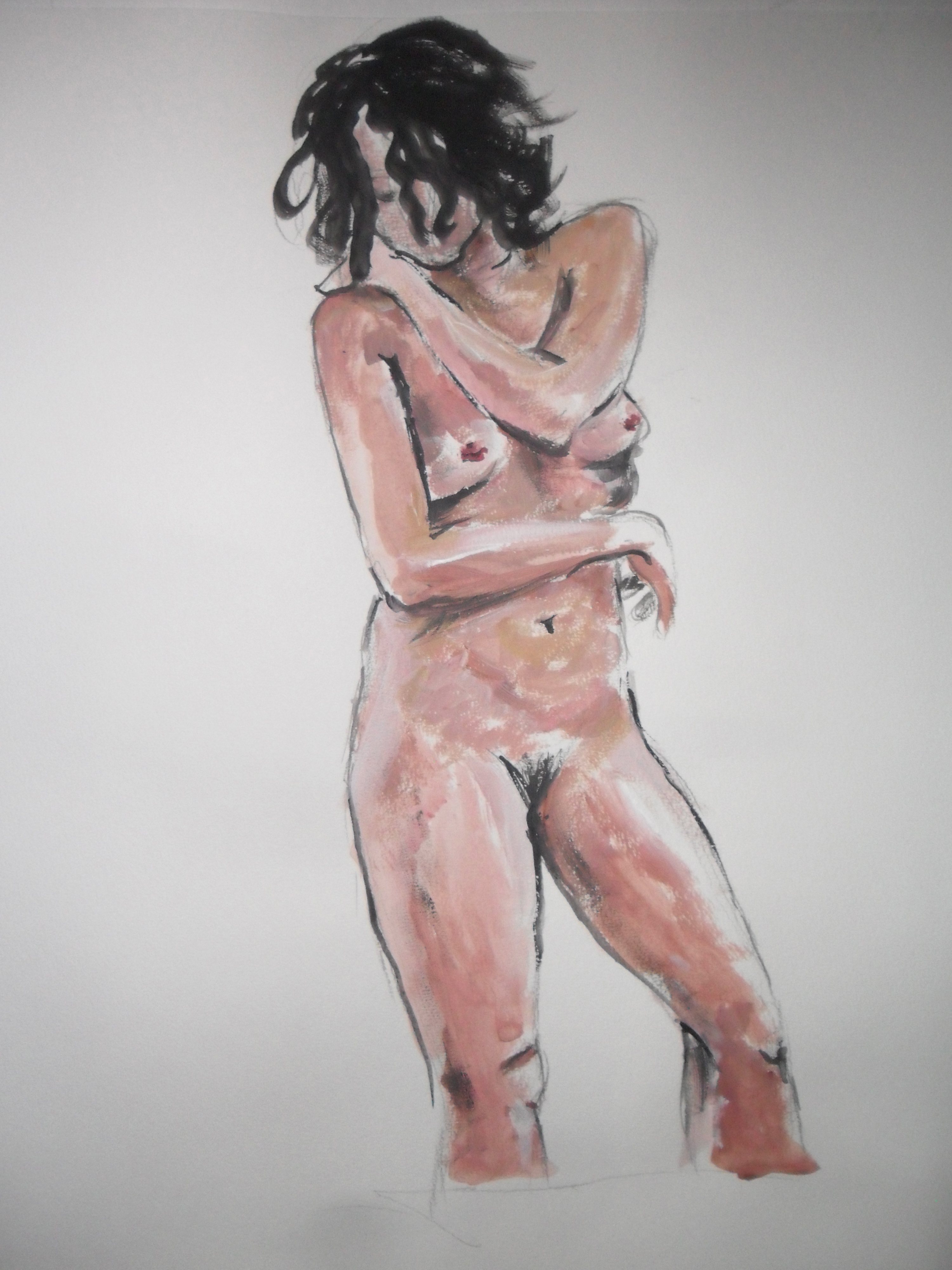 Untitled Nude, 2012