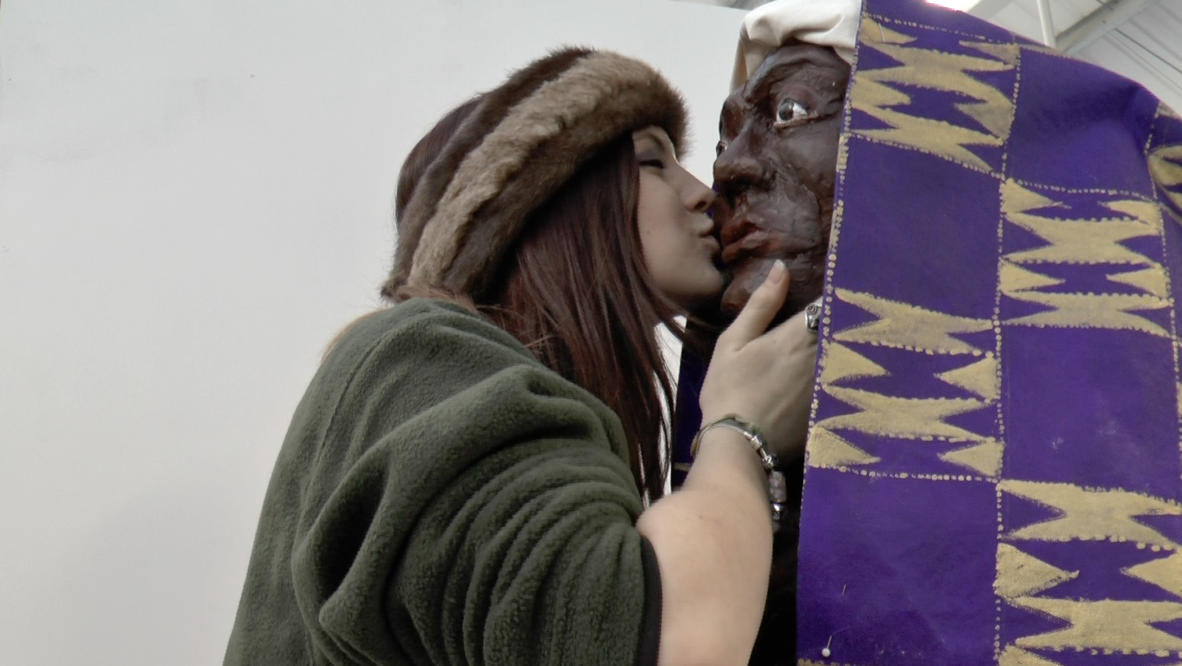 The Kissing Ritual, 2014