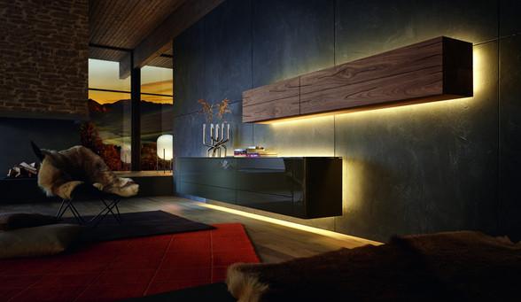 Мебель для гостиной в Москве от производителя МФВ