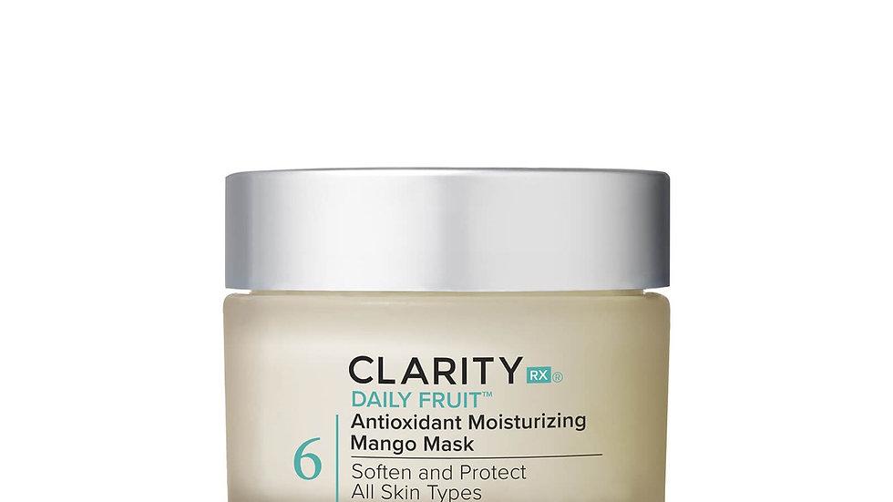 Antioxidant Moisturizing Mango Mask