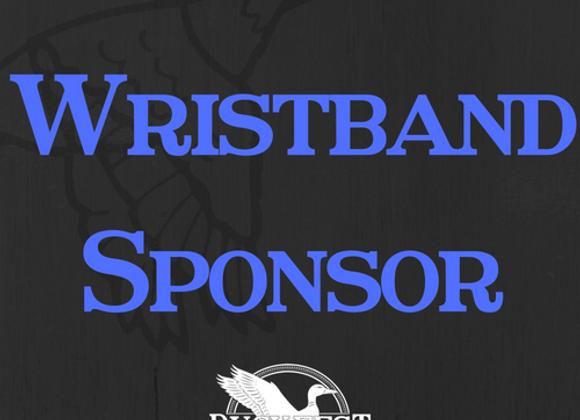 Wristband Sponsor