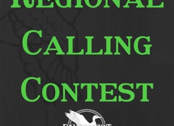 Regional Calling Registration