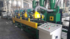 tread sanding machine