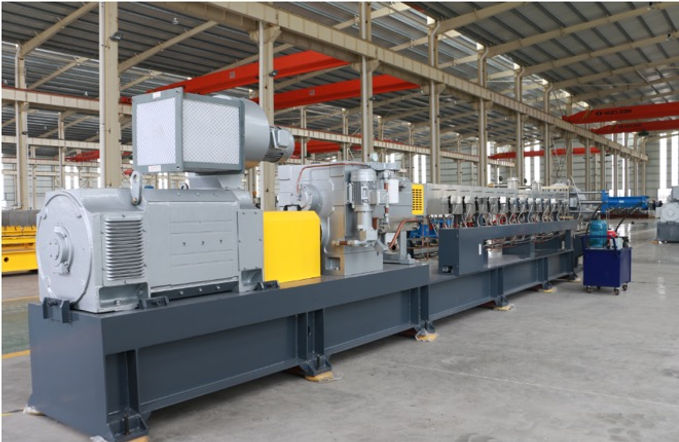 twin screw extrudr