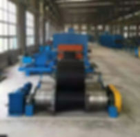 conveyor belt line