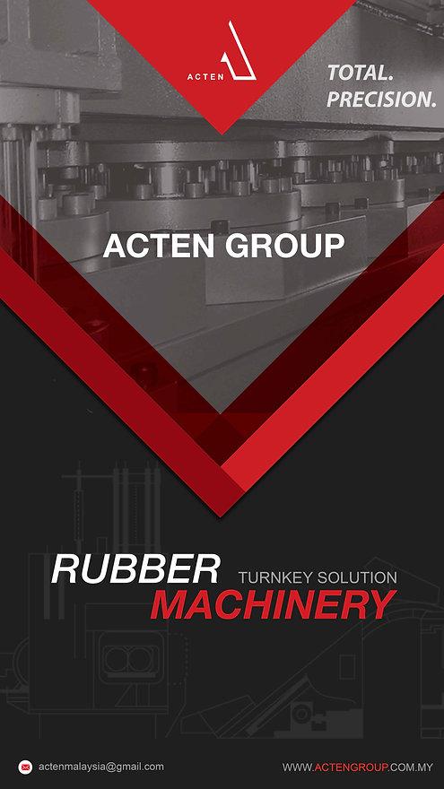 rubber machinery acten