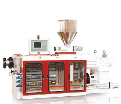 conical extruder