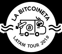 Bitcoin Starter Box: La Bitcoineta logo