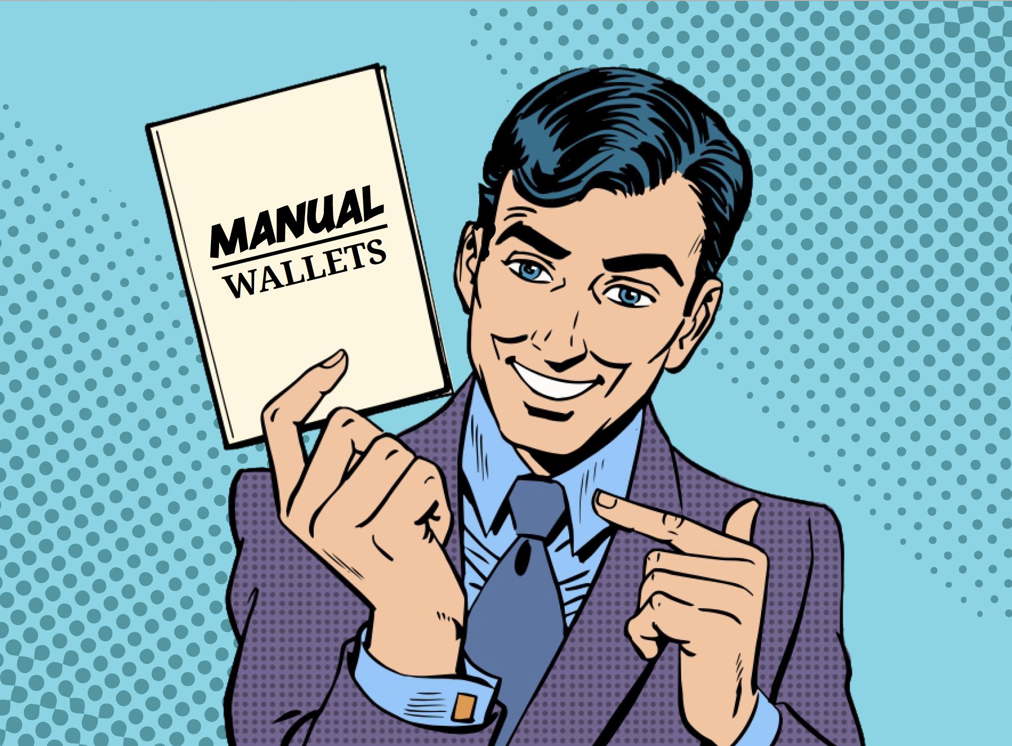 Bitcoin wallets card: Start2Bitcoin