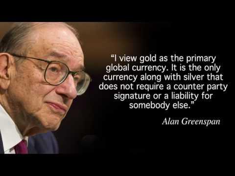 Start2Bitcoin: Should you invest in Bitcoin? - Alan Greenspan