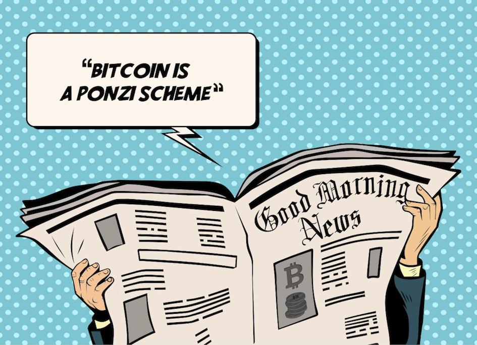 Bitcoin card_ bitcoin is a ponzi scheme.
