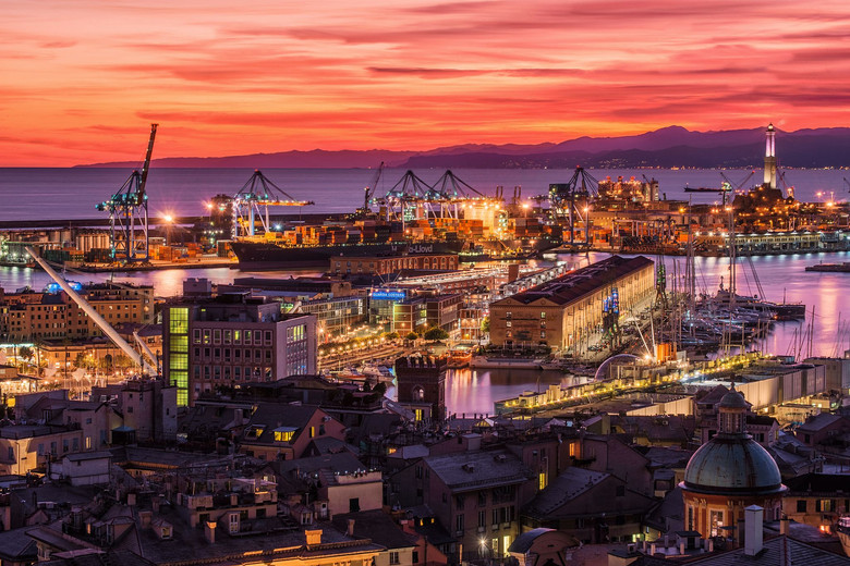 Fotografia di Paesaggio e Architettura