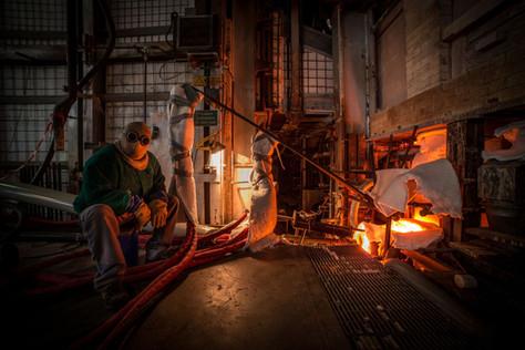 Fotografia Interni Industriale e Commerciale a Genova