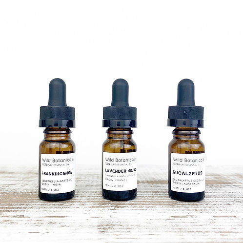 A-Z Essential Oils, 10ml
