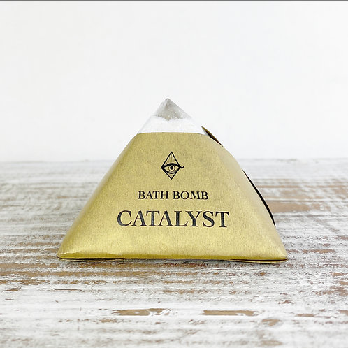 Catalyst Bath Bomb