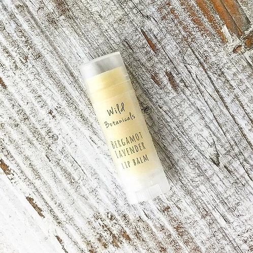 Bergamot and Lavender Lip Balm