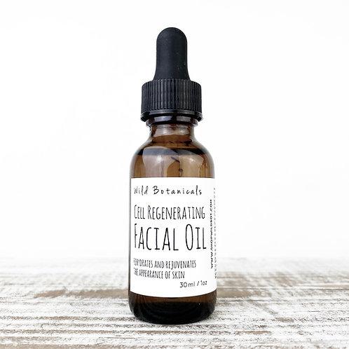 1oz Cell Regenerating Facial Oil