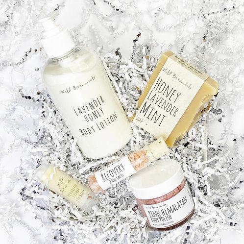 Bath and Body Gift Set