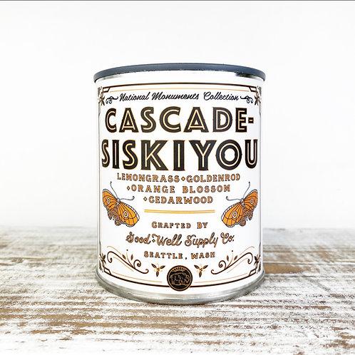 14oz Cascade Siskiyou Candle