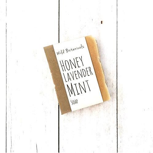 Honey Lavender Mint Soap