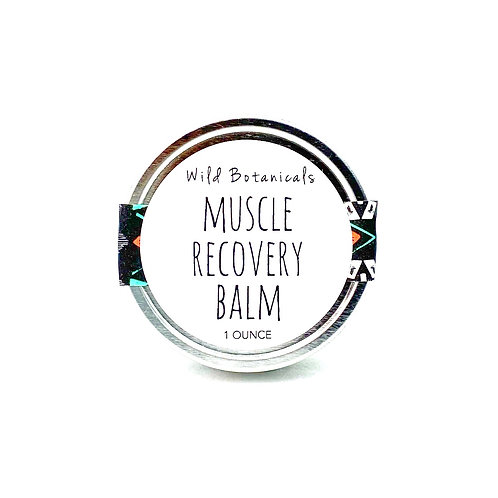 1oz Muscle Recovery Balm
