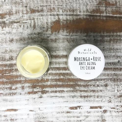 Moringa and Rose Eye Cream 1/4oz