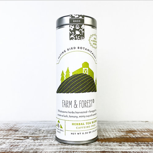 Farm & Forest Tea