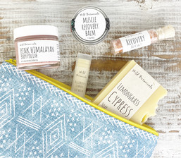 Spa Set with Muscle Balm