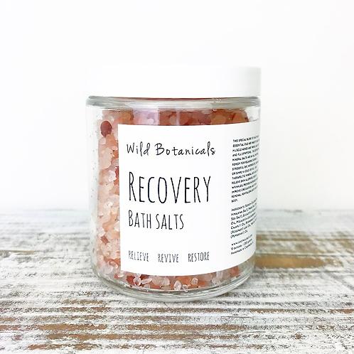 9oz Recovery Bath Salts