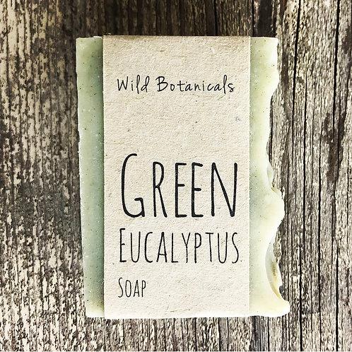 Green Eucalyptus Soap