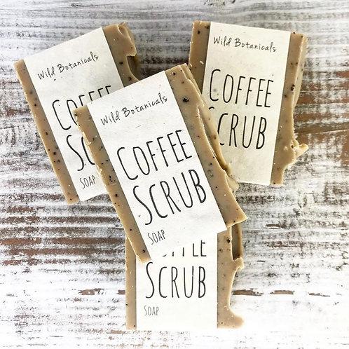 Coffee Scrub Soap - Back Order