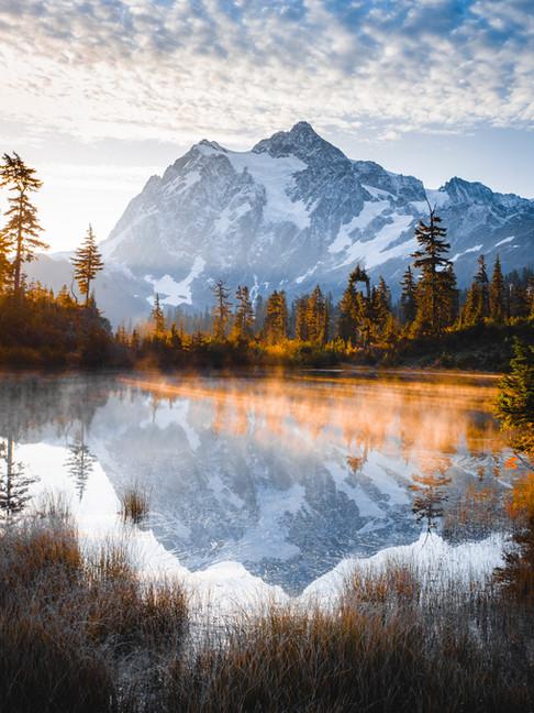 Picture Lake, Wa
