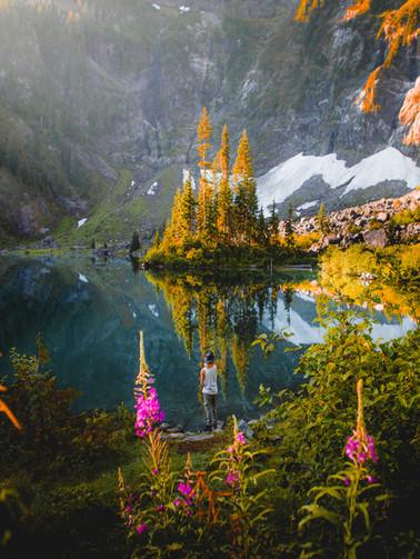 Lake 22 in Washington State
