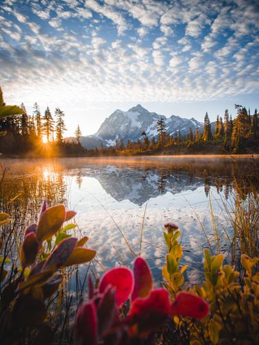 Picture Lake, Washington