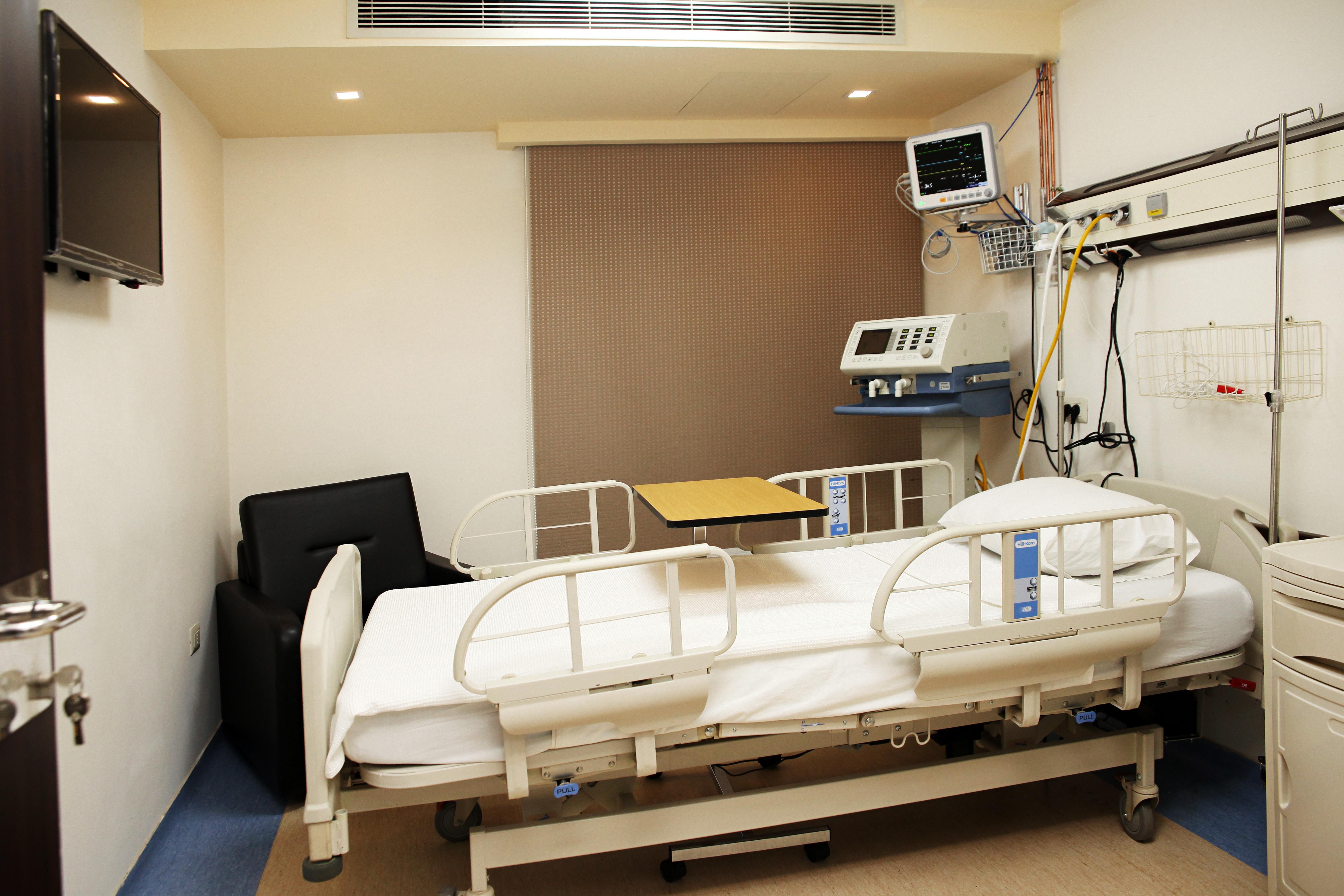 وحدات الرعاية المركزة