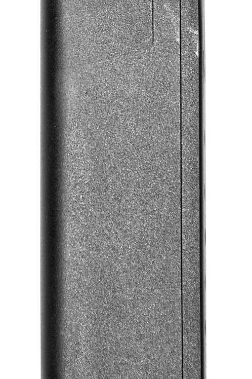 GLOCK, OEM MAGAZINE, 9MM, 10RD, FITS GLOCK 19, CARDBOARD STYLE PACKAGING, BLACK