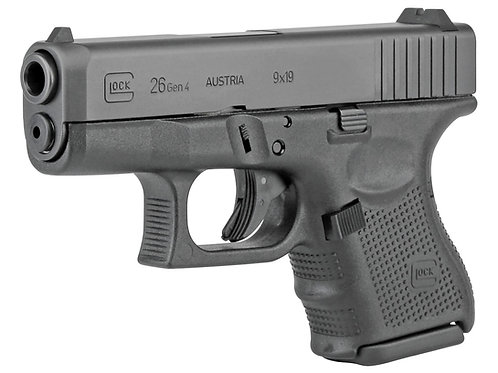 GLOCK 26 9MM GEN4 SUBCOMP 10RD