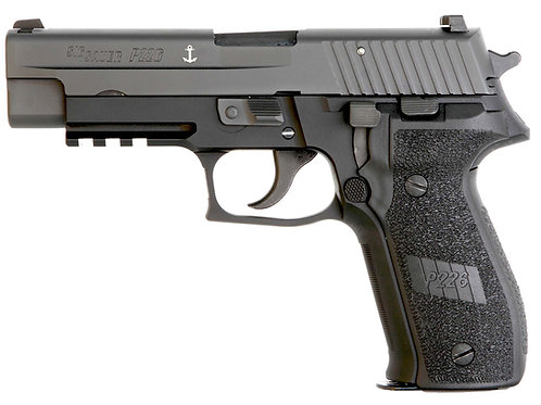 "SIG P226 MK25 9MM 4.4"" PH NS 10RD CA"